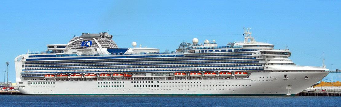 princess cruise singapore