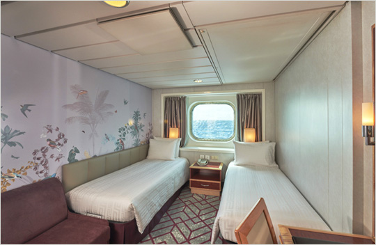 dream cruises singapore